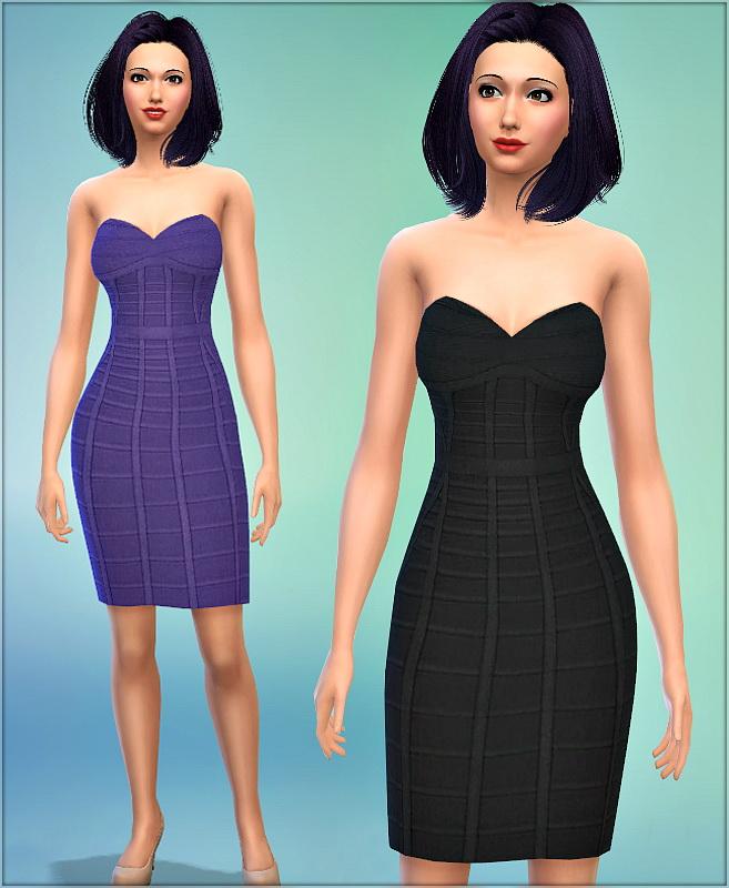 Dress 25 I at Irida Sims4 image 10313 Sims 4 Updates