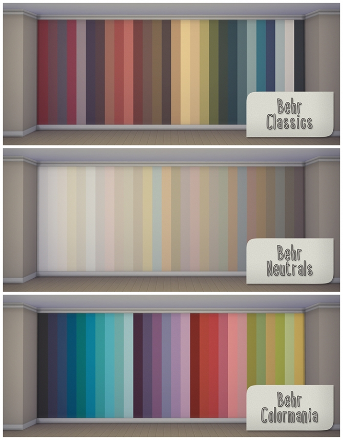 behr walls at simsrocuted sims 4 updates