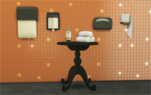 Sims 4 Bathroom Deco at Veranka