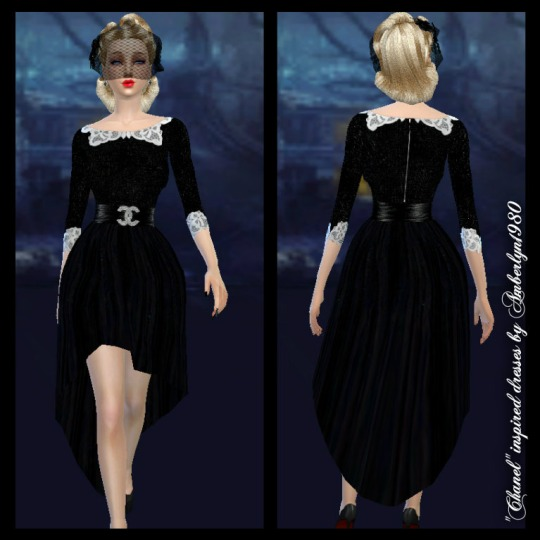 Dress collection part 2 at Amberlyn Designs image 1121 Sims 4 Updates