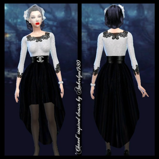 Dress collection part 2 at Amberlyn Designs image 1141 Sims 4 Updates