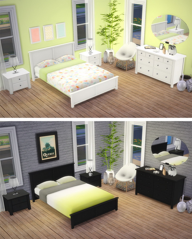 Mel's Bedroom at Saudade Sims image 11916 Sims 4 Updates