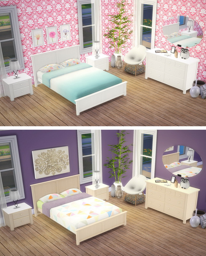Mel's Bedroom at Saudade Sims image 12119 Sims 4 Updates
