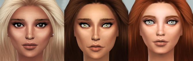 Yeying skintone at S4 Models image 12217 Sims 4 Updates