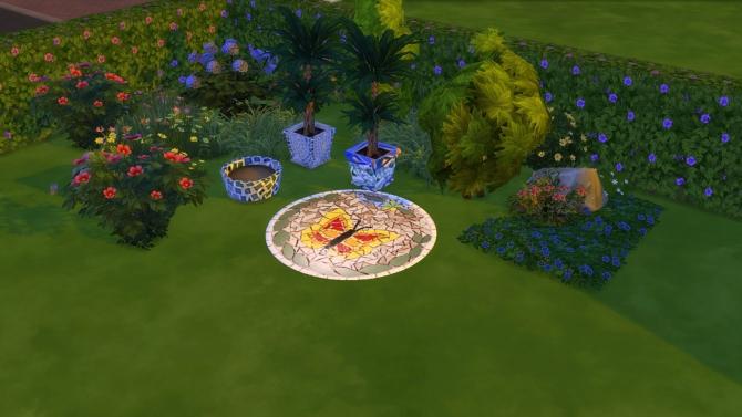 Tiles and mosaics set at El Taller de Mane image 1227 Sims 4 Updates