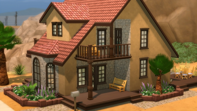 Casa familiar at totally sims sims 4 updates for Sims 4 piani di casa