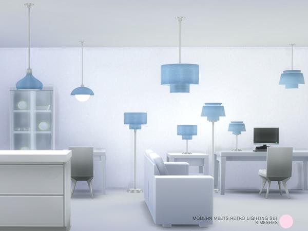 Sims 4 Cc Neon Lights