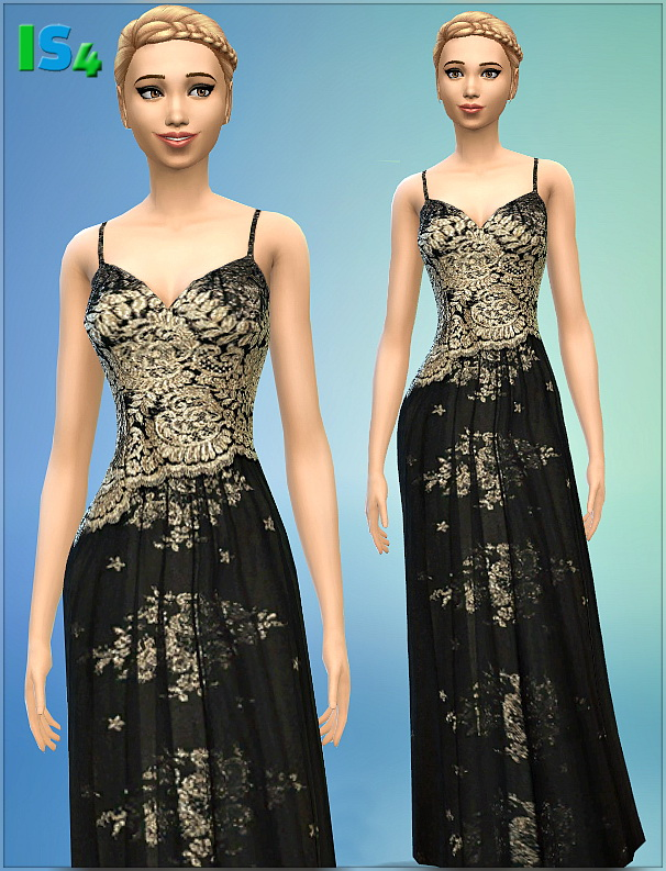 Dress 21 I at Irida Sims4 image 143 Sims 4 Updates