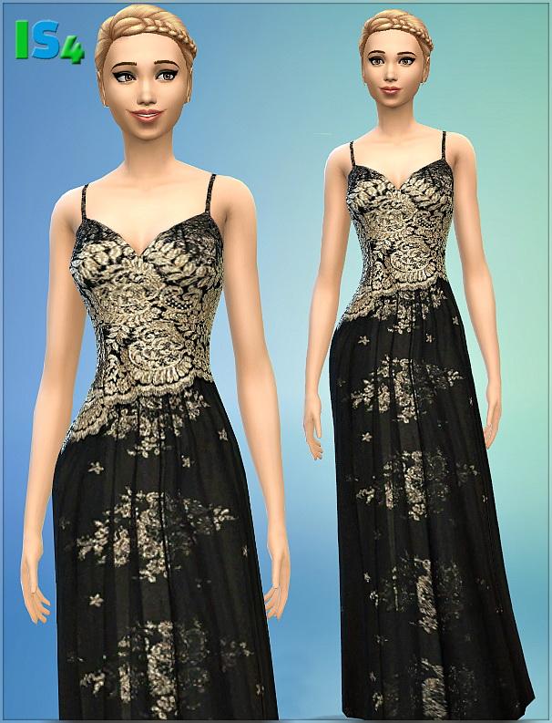 Sims 4 Dress 21 I at Irida Sims4