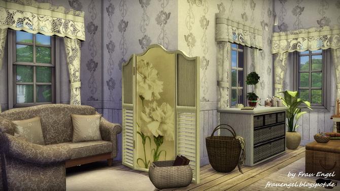 Sims 4 Marshmallow Miracle house by Julia Engel at Frau Engel