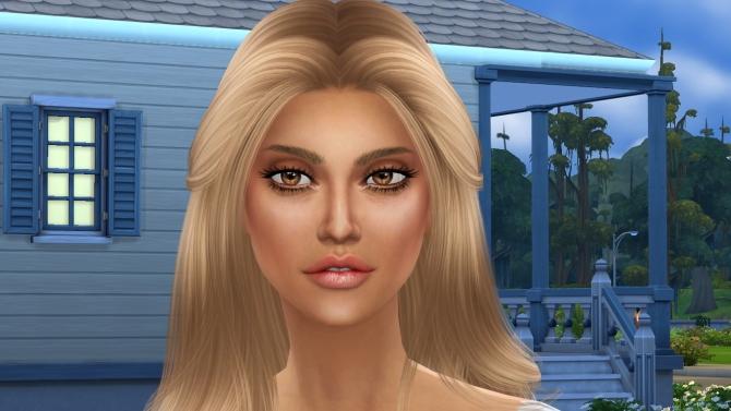 Sims 4 Milanа by Elena at Sims World by Denver