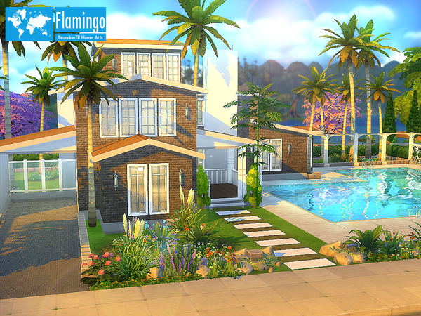how to make a pergola in sims 4