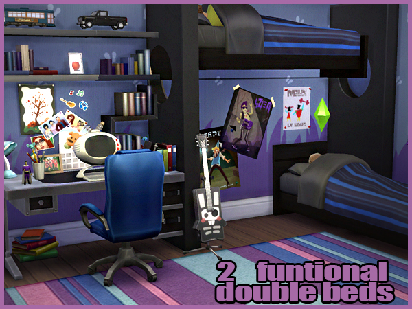 Room Todler Sims