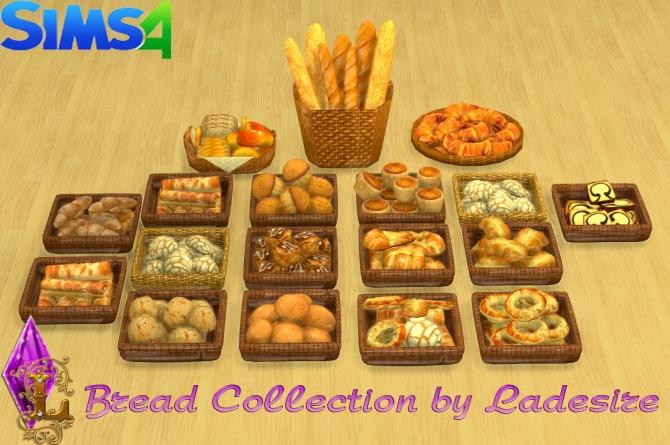 Bread 187 Sims 4 Updates 187 Best Ts4 Cc Downloads