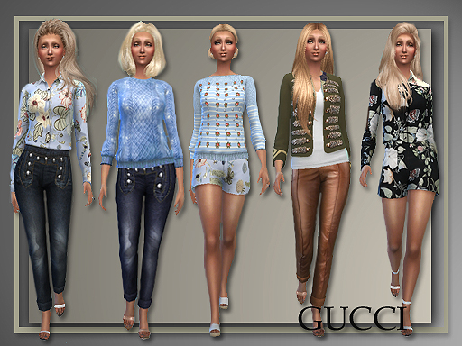 how to download clothes sims 4