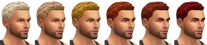 Sims 4 Ambition haircut at Simsontherope