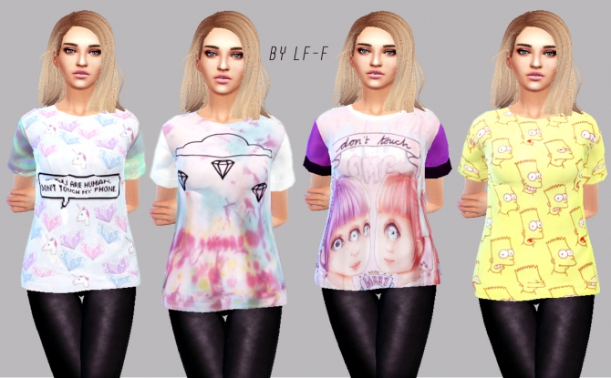 T Shirts 187 Sims 4 Updates 187 Best Ts4 Cc Downloads