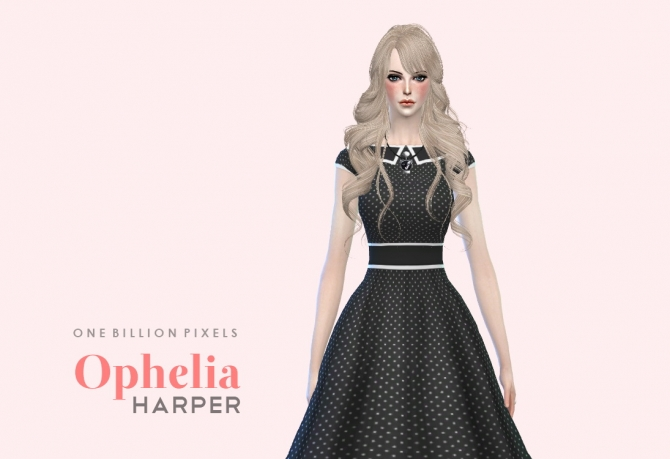 Ophelia Harper by NewOne at One Billion Pixels image 18031 Sims 4 Updates