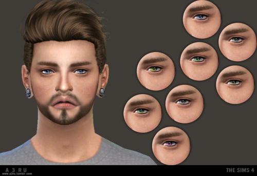 Sign Eyes at A3RU image 1805 Sims 4 Updates