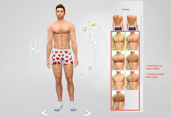 Sims 4 Body Hair Downloads Sims 4 Updates