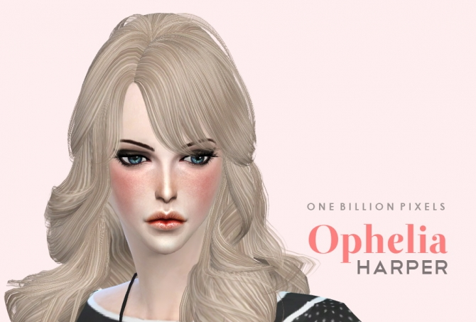Ophelia Harper by NewOne at One Billion Pixels image 18110 Sims 4 Updates
