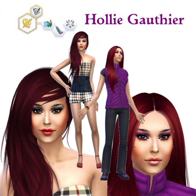 Hollie Gauthier by Mama J at Simtech Sims4 image 1838 Sims 4 Updates