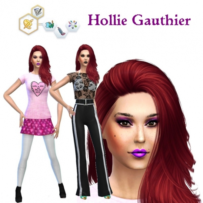 Hollie Gauthier by Mama J at Simtech Sims4 image 1847 Sims 4 Updates