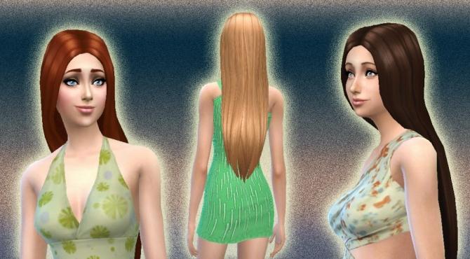 Sims 4 Dream Hair ver.2 at My Stuff