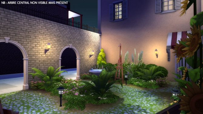 Arts Brasserie at Fezet's Corporation image 20213 Sims 4 Updates