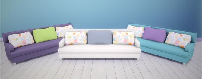Sims 4 Furniture recolors at Saudade Sims