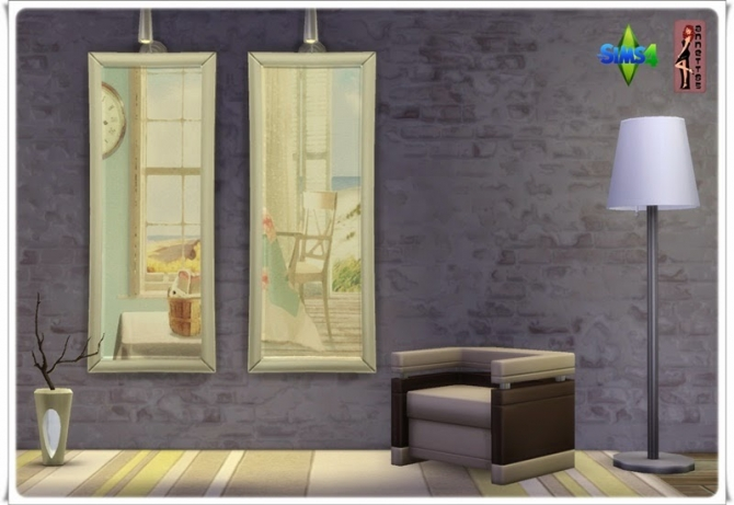 Sims 4 Window View pictures at Annett's Sims 4 Welt