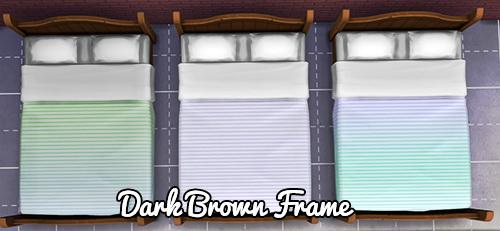 3 Bedding Colors per Frame at Pixel Jewel image 2461 Sims 4 Updates