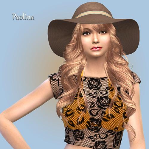 Paolina Papagayo By Mich Utopia At Sims 4 Passions 187 Sims