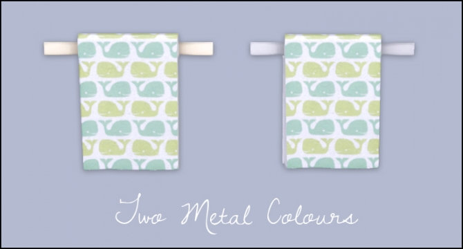 Soft towels at Martine's Simblr image 2914 Sims 4 Updates