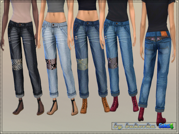 Set Boho Style by bukovka at TSR image 292 Sims 4 Updates