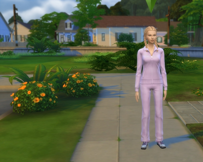 8 Female Fullbody Tracksuit Set by wendy35pearly at Mod The Sims image 2920 Sims 4 Updates