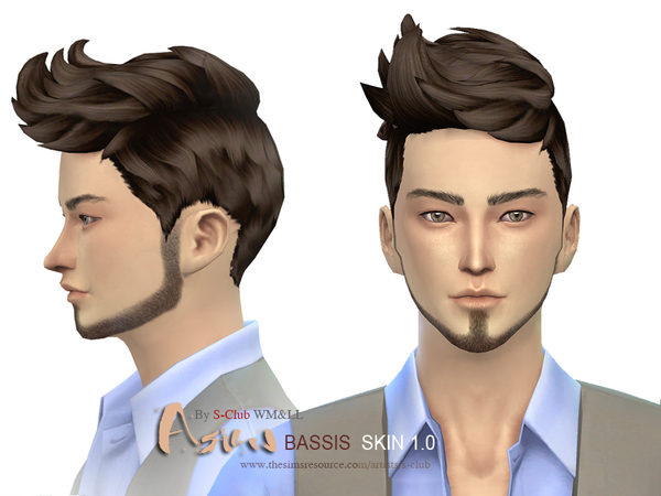 Sims 4 ASIAN BASSIS ND skintones1.0 by S Club WMLL at TSR