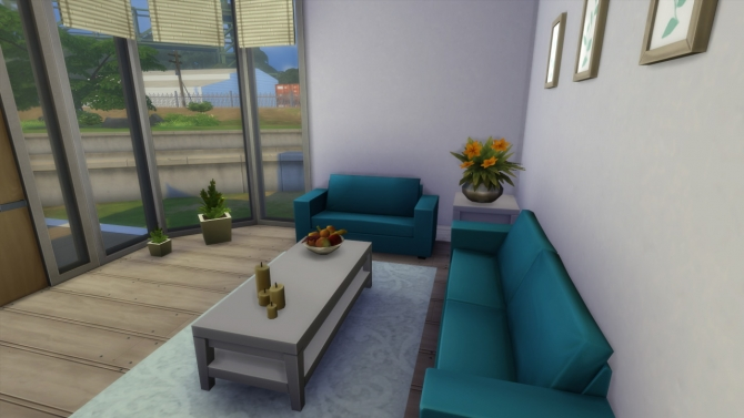 Sims 4 Wooden Bungalow at Totally Sims