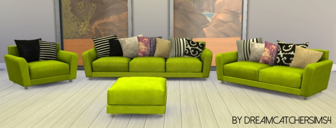 Hydrogen Living recolors at DreamCatcherSims4 image 321 Sims 4 Updates
