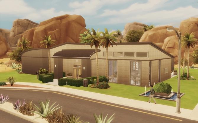 Sims 4 House 09 at Via Sims
