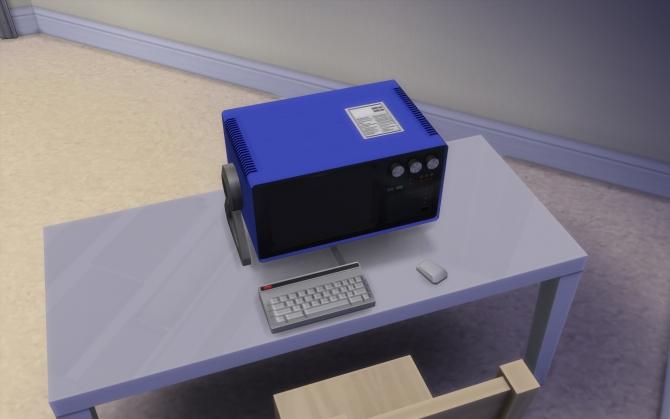 Sims 4 Computer Karkulator 80 by Stanislav at Mod The Sims