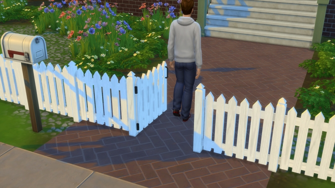 How To Build A Driveway On Sims