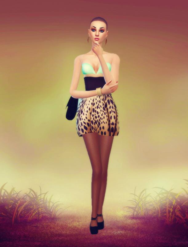 Sims 4 Norma at Daren Sims