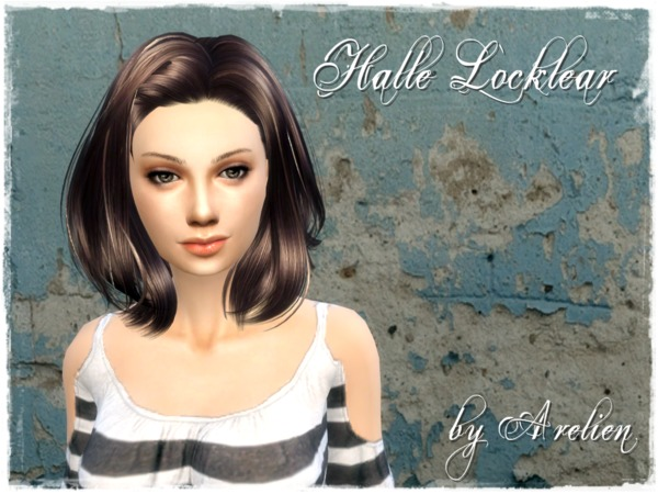 Halle Locklear by Arelien at TSR image 3623 Sims 4 Updates