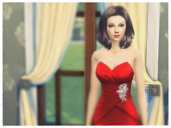 Halle Locklear by Arelien at TSR image 3723 Sims 4 Updates