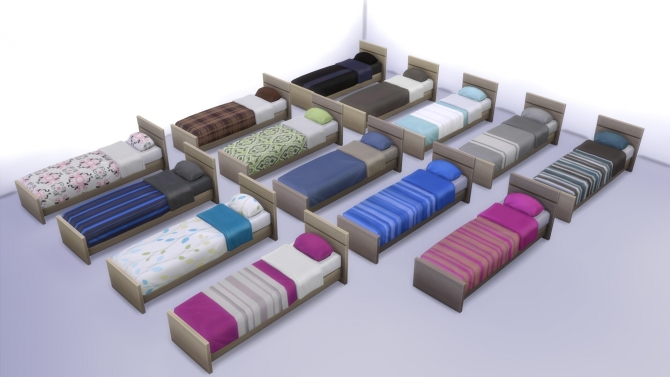 Mix and Match Bedroom Furniture by Wee Albet at Mod The Sims image 4412 Sims 4 Updates