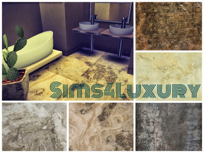 Sims 4 Tiles Floors at Sims4 Luxury