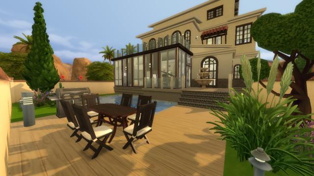 Casa urbana by SimPlayerFromCoast at Sims Marktplatz image 5923 Sims 4 Updates