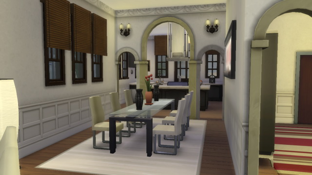 Casa urbana by SimPlayerFromCoast at Sims Marktplatz image 6127 Sims 4 Updates
