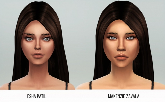 Envy skin + Models Contest at S4 Models image 6219 Sims 4 Updates